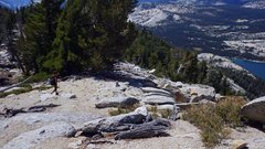 "Rock Climbing Photo: The ""open bouldery area"" referenced in S..."