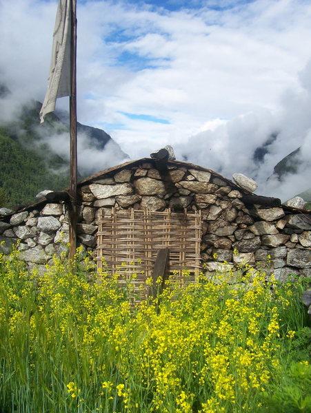 Rock Climbing Photo: More of the Langtang trek