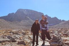 Rock Climbing Photo: Long's Peak, CO