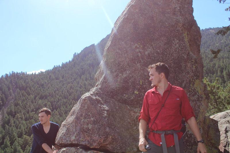 Flat Irons, Boulder, CO