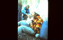 Rock Climbing Photo: Fred Beckey and Cliff Naveaux