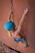 Rock Climbing Photo: Nearly done. Photo by Dana Felthauser.