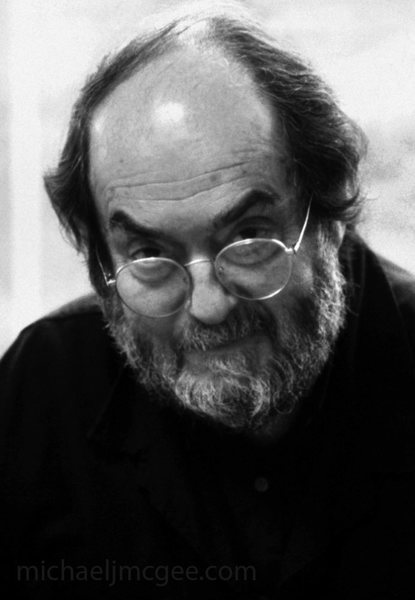 The &quot;Great&quot; Stanley Kubrick.<br> 7/26/1928 – 3/7/1999.