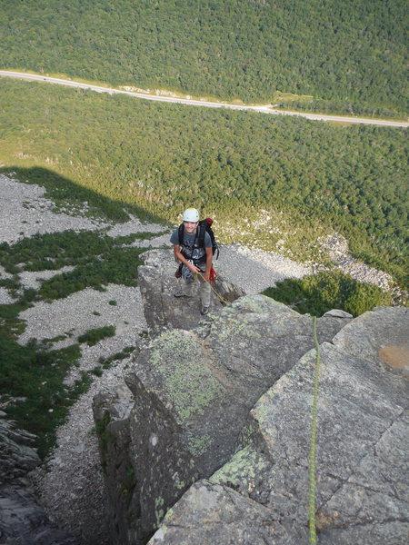 "Rock Climbing Photo: The Classic ""Henderson Shot"" fedora and ..."
