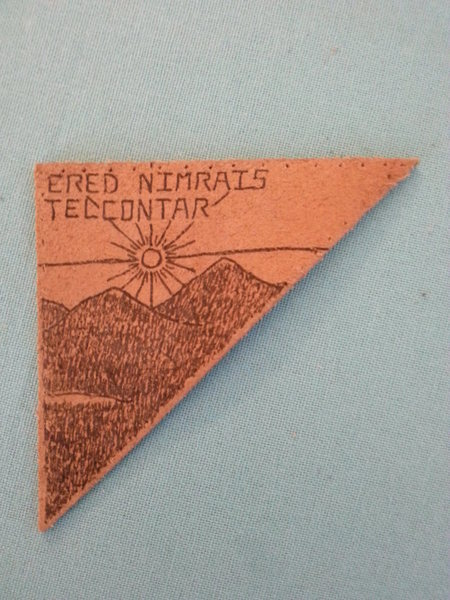 ENT Patch made by Ned Getchell prior to the FA of ENT Gully.