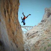 Rock Climbing Photo: In the Veresk Bridge On Mazandaran City From Iran