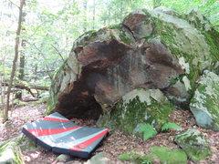 Rock Climbing Photo: Exclusion Delusion