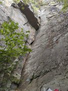 Rock Climbing Photo: Linda's Corner