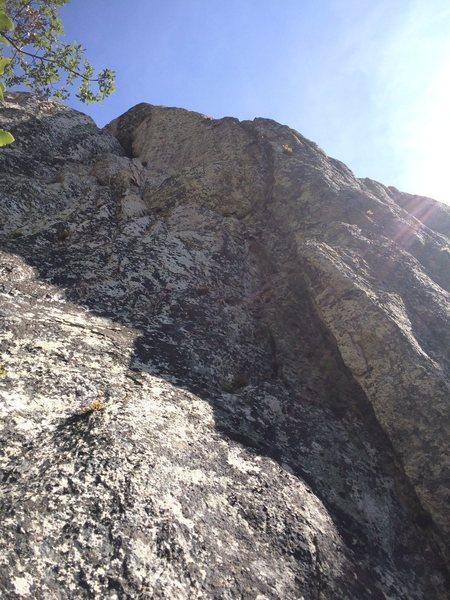 Rock Climbing Photo: looks tough!