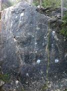 Rock Climbing Photo: My Fingers Hurt
