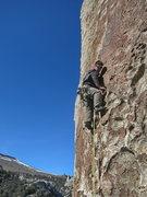 Rock Climbing Photo: Andrei Zippy on Tribal Boundaries