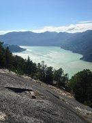 Top of Granite Chief, Peak One, Squamish BC
