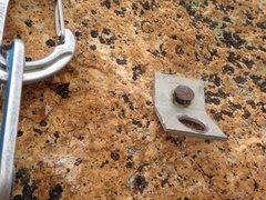 Rock Climbing Photo: Becky Rivet, P7