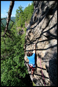"Rock Climbing Photo: ""Jeff the Admin"""