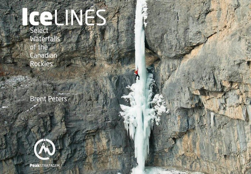 Rock Climbing Photo: ice lines