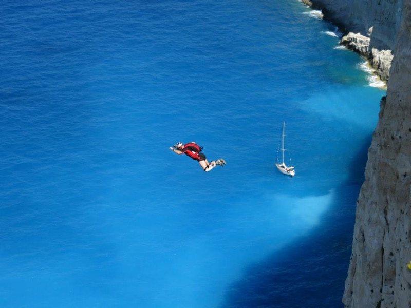 Rock Climbing Photo: Zakynthos Island, Greece