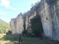 Rock Climbing Photo: Valdegovia