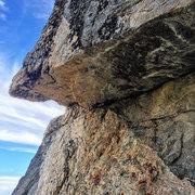 Rock Climbing Photo: El Roofo