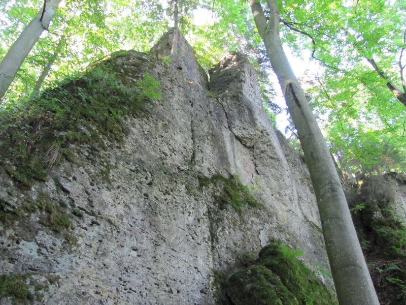 Rock Climbing Photo: The Nebenmassiv