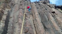Rock Climbing Photo: Old Lady H