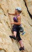 Rock Climbing Photo: Spearfish