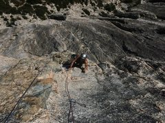 Rock Climbing Photo: slab slab slab, it's all about the slab