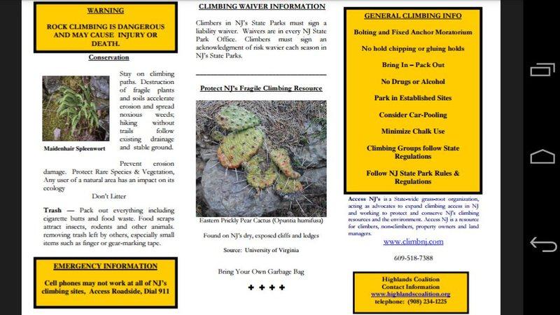NJ Highlands Brochure page 2