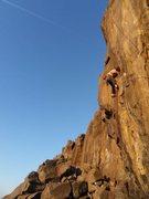 Rock Climbing Photo: Juan O'Raw on Rollerball