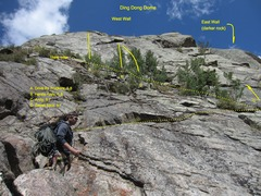 Rock Climbing Photo: Generic view, roughly speaking.