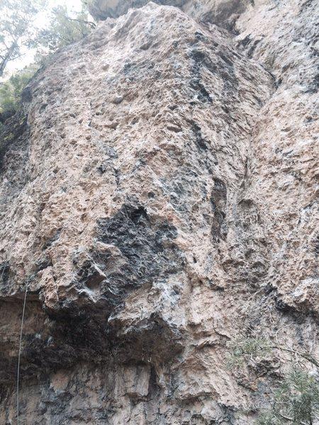 Rock Climbing Photo: Bringer of light