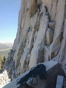Rock Creek Climbing