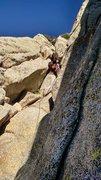 Rock Climbing Photo: hola!
