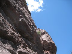 Rock Climbing Photo: Slinkenstein.