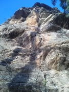 Rock Climbing Photo: Nichole's Corner