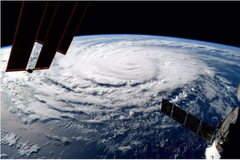 Hurricanes Kilo, Ignacio and Jimena spun for the record on Saturday (August 29, 2015) – the three powerhouse hurricanes reached Category 4 status in the Pacific Ocean, churning simultaneously for what experts are calling the first time in recorded history.