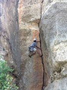 Rock Climbing Photo: My First 11c in Spain