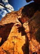 Climb at Black Rock