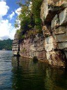 Rock Climbing Photo: Whippoorwill