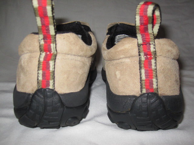 Rock Climbing Photo: Jungle Mocs - from the back