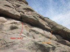 Rock Climbing Photo: Summit options.