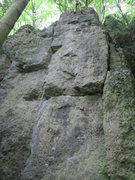 Rock Climbing Photo: Fanny after toproping Hupfauf.
