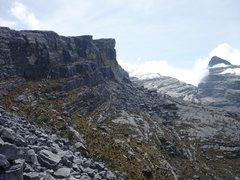 Rock Climbing Photo: Pan de Azucar approach