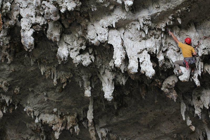 Rock Climbing Photo: Ventanas de Tisquizoque