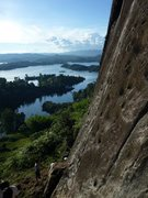 Rock Climbing Photo: El Peñón de Guatapé