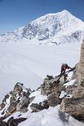 Rock Climbing Photo: Scrambly start