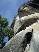 Rock Climbing Photo: couple routes