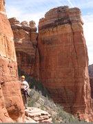 Rock Climbing Photo: Goliath Spire