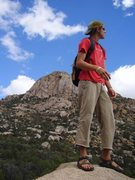 Rock Climbing Photo: Granite Mountain Prescott