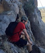 Rock Climbing Photo: profile pic