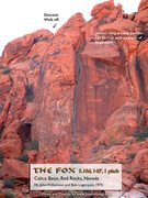 Rock Climbing Photo: The Fox